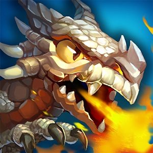 Will you build an Empire for the ages Put yourself to the test in Dragon Clans, a real-time war game that s easy to play, APK Icon