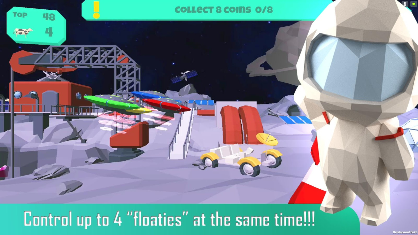 Floaties: Endless Flying Game Screenshot 3