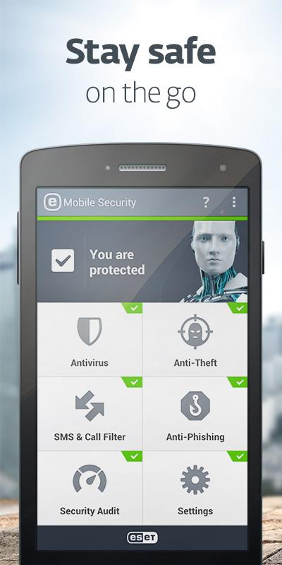 Mobile Security & Antivirus Screenshot 0