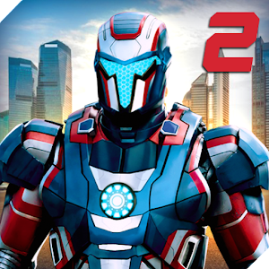 Iron Avenger 2 : No Limits APK Cracked Download