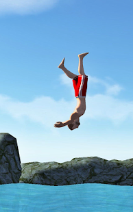 Flip Diver - screenshot