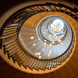 The eye by Heather Aplin - Buildings & Architecture Architectural Detail