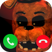 Call From Five Nights Prank Freddy APK for Bluestacks