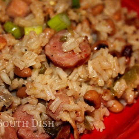 Deep South Hoppin' John