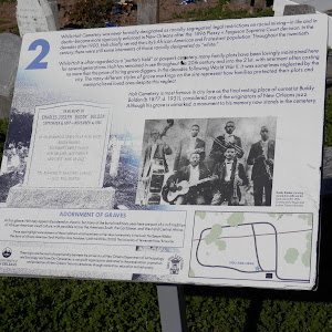 While Holt Cemetery was never formally designated as racially segregated, legal restrictions on racial mixing - in life and death - became more rigorously enforced in New Orleans after the 1896 ...