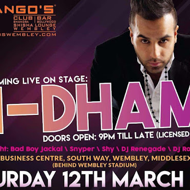 H-Dhami - Sat 12th March 16