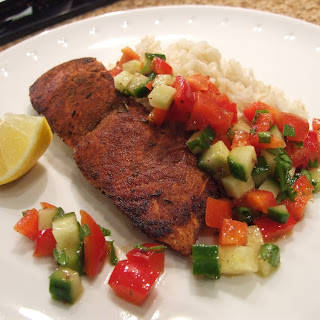 Spicy Salmon Fry Recipes