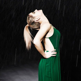 Stand in the Rain by Desirae Brandonisio - People Fashion (  )