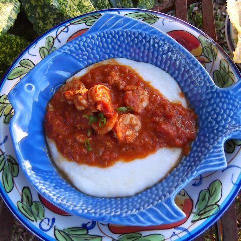 Shrimp with Creole Tomato Sauce