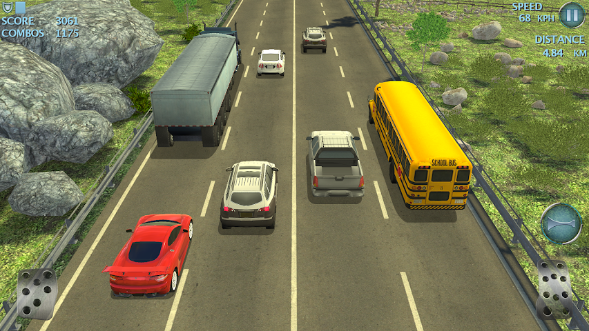 android Highway Fast Racing (Traffic) Screenshot 14