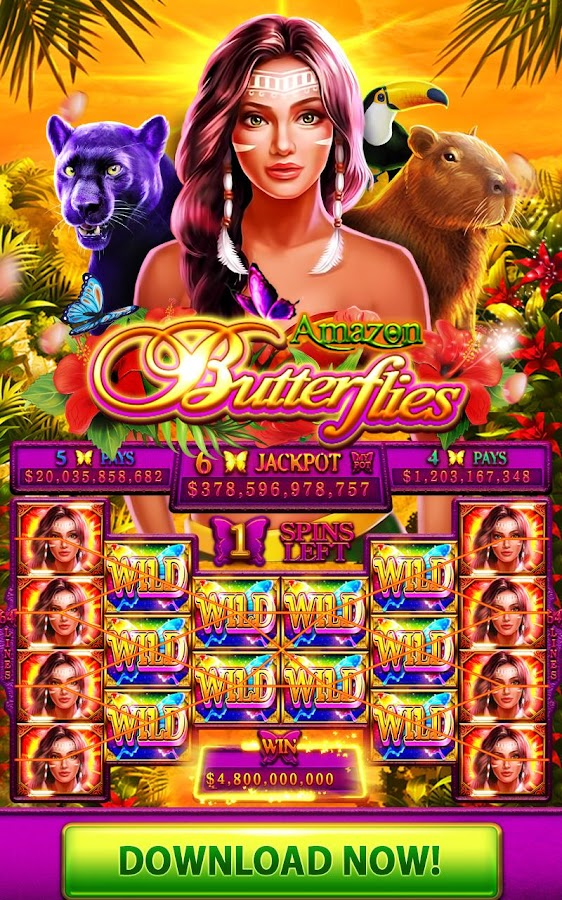 DoubleU Casino - FREE Slots Screenshot 1