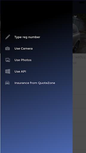 Car Registration Check USA - screenshot