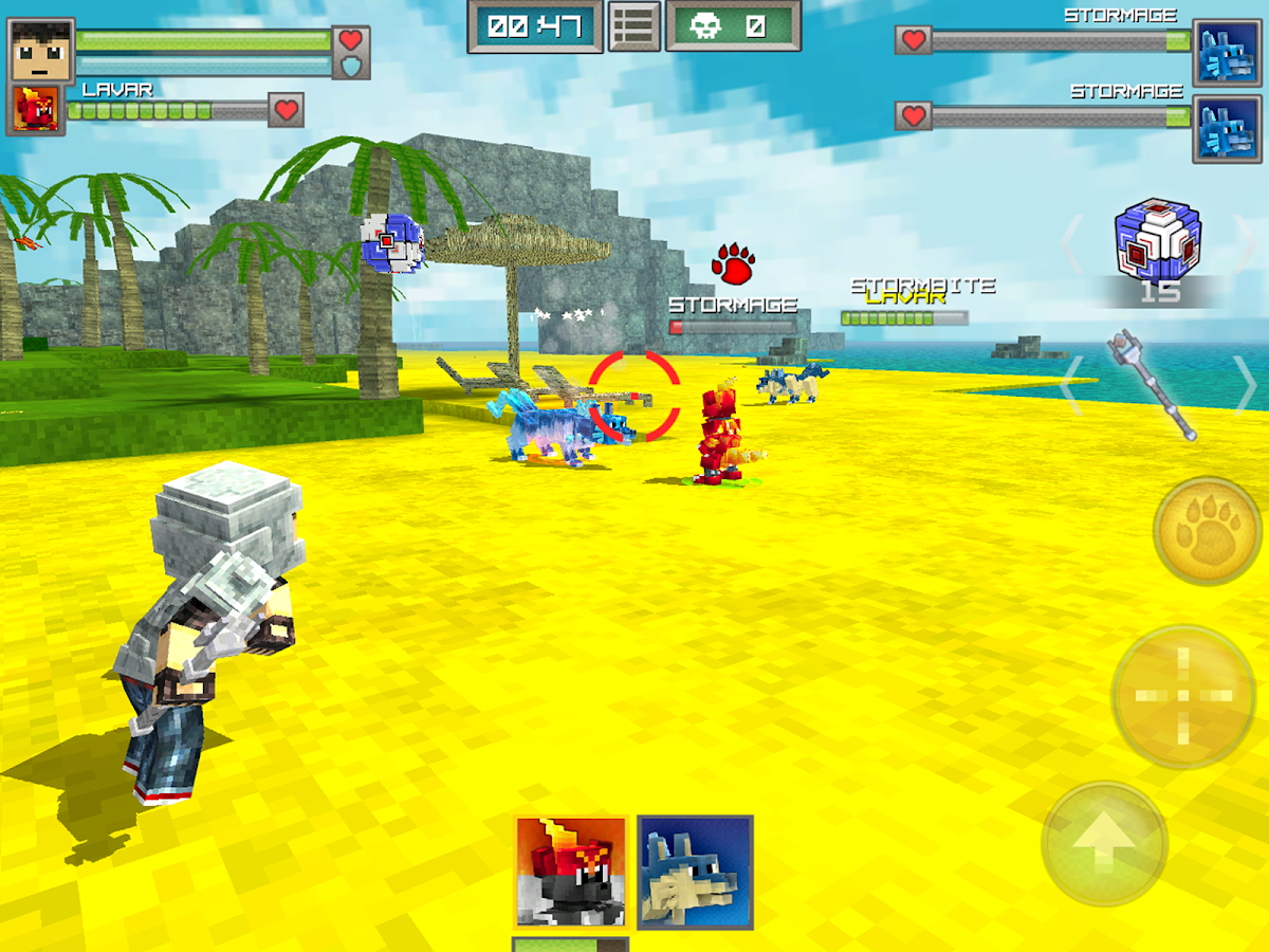 Pixelmon Hunter Screenshot 6