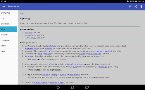 App English Dictionary - Offline APK for Kindle
