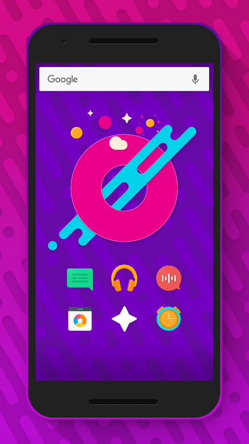 Ango - Icon Pack Screenshot 0