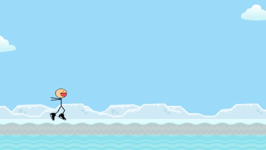 android Sticky Run Screenshot 2