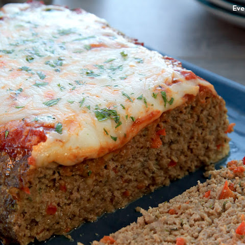 Homestyle Italian Meatloaf
