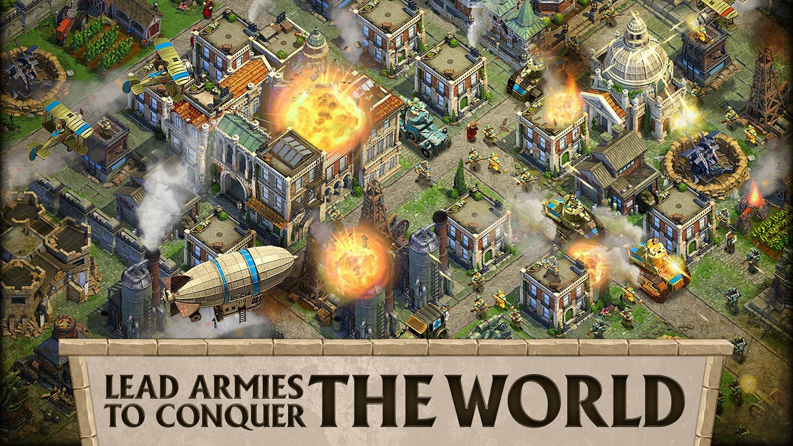 DomiNations Screenshot 11