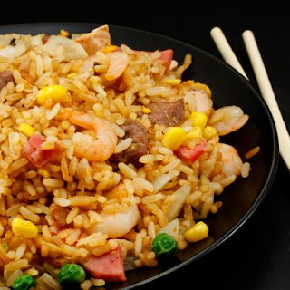 20-Minute Shrimp Fried Rice