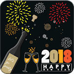 New Year Gif Icon