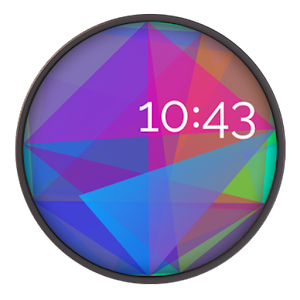 Bouncing Isaac: Watch Face