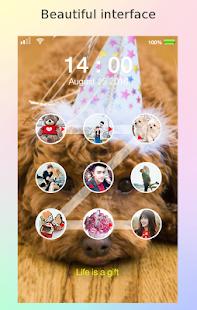 App lock screen photo pattern APK for Windows Phone