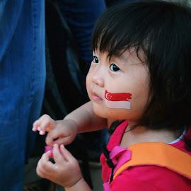 Kid's Face by Koh Chip Whye - Babies & Children Child Portraits ( , KidsOfSummer )