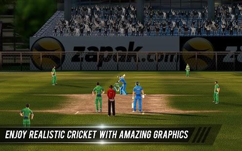 Free app T20 Cricket Champions 3D Tablet