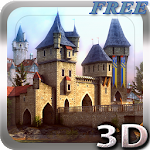 Castle 3D Free live wallpaper Icon