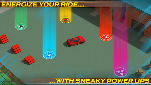 Splash Cars - screenshot