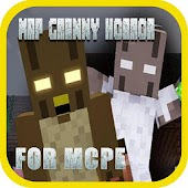 Map Granny Horror for MCPE icon