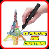 App 3D Printing Pen Creations APK for Windows Phone