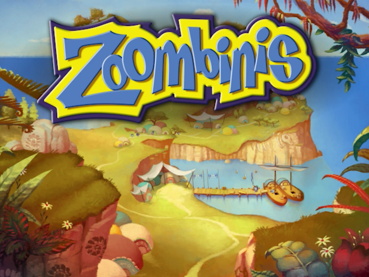 Zoombinis Screenshot