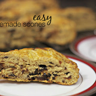 Easy Homemade Scones