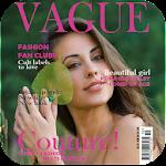 Magazine Photo Effects Icon