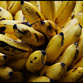 Yellow by Prasanta Das - Food & Drink Fruits & Vegetables ( bananas, ripe, yellow )