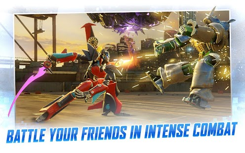 TRANSFORMERS: Forged to Fight for pc