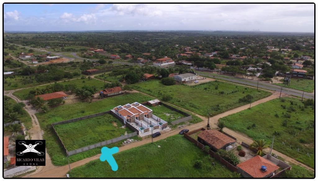 Terreno à venda, 900 m² por R$ 80.000,00 - Village - Conde/PB