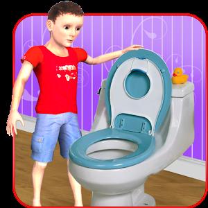 Free Download Kids Toilet Emergency Sim 3D APK for Samsung