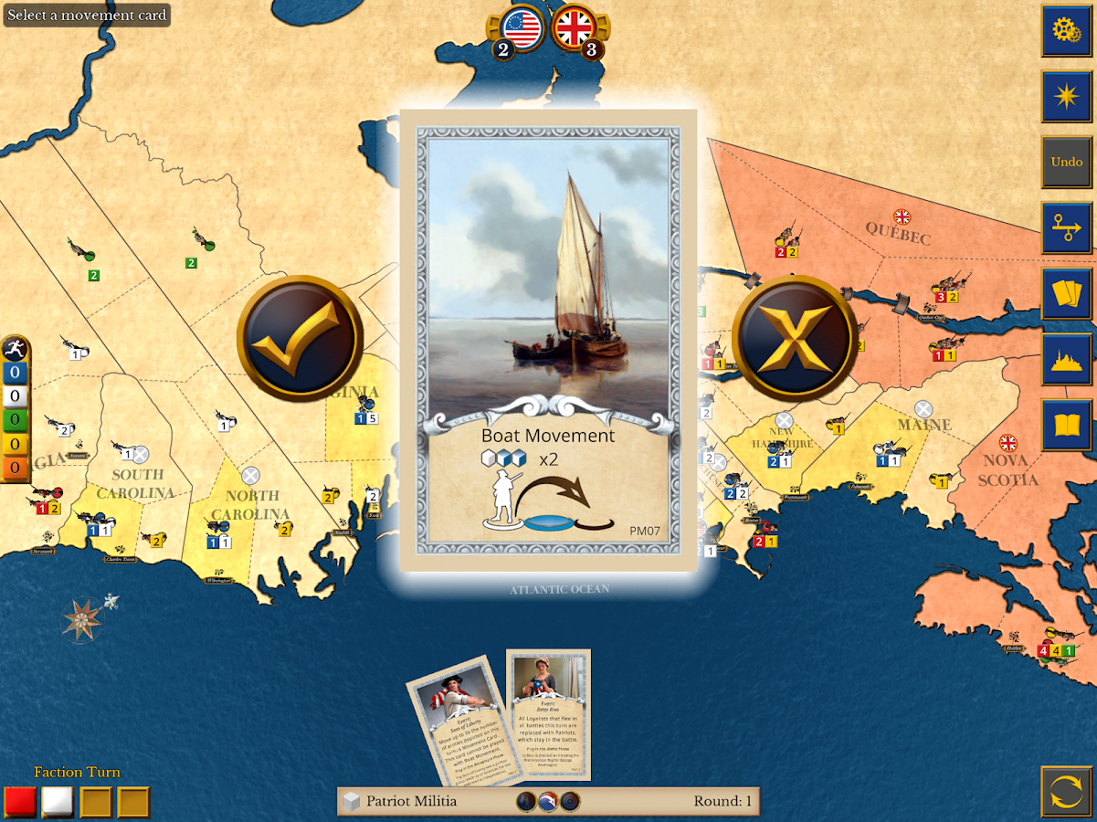 1775: Rebellion Screenshot 2