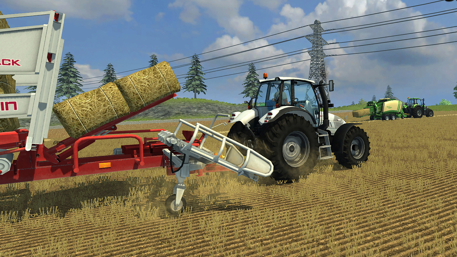 Farming  PRO Simulator 2017 Screenshot 1