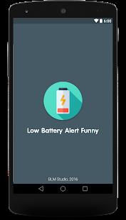 Free Battery Low Alert Funny Girls APK for Windows 8