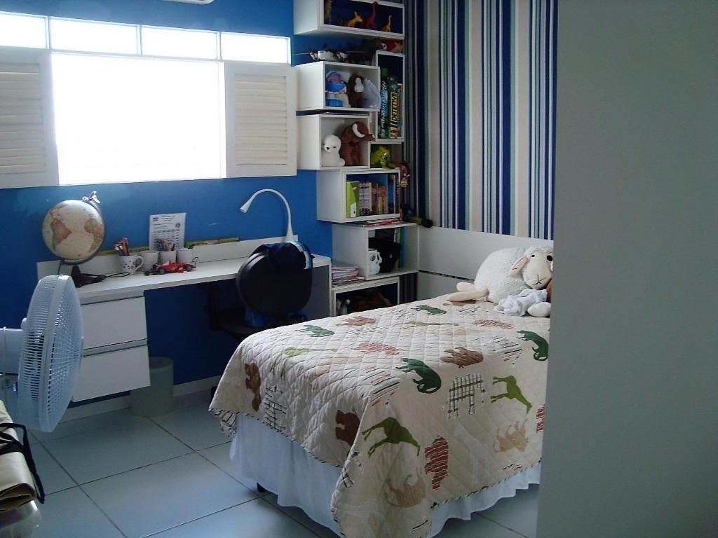 Casa com 3 dormitórios à venda, 435 m² por R$ 850.000 - Manaíra - João Pessoa/PB