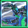 Mosa Plesio - Dino Robot