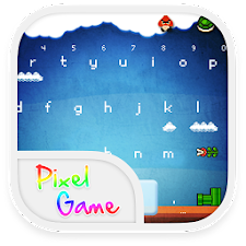 Emoji Keyboard-Pixel Game