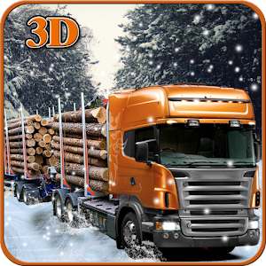 Snow Truck Simulator:4x4