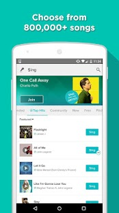 Download Sing! Karaoke by Smule APK for Android Kitkat