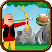 Download Motu Patlu Archery APK for Laptop