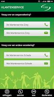 Screenshot of IAK Verzekeringen