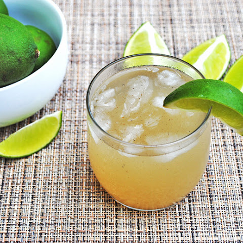Ginger Limeade Drink – Indian Style